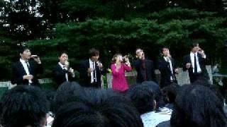 2008.10創大祭にて やーさん × 桃花 最強のタッグです! また、このコラ...
