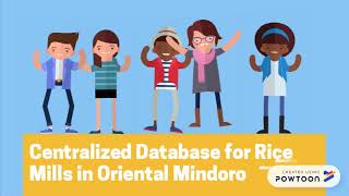 Centralized Database for Rice Mills