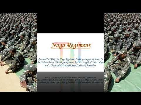 Some Best regiments of Indian Army