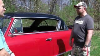 The Classic Cruiser Show #1 1954 Nash Rambler hardtop