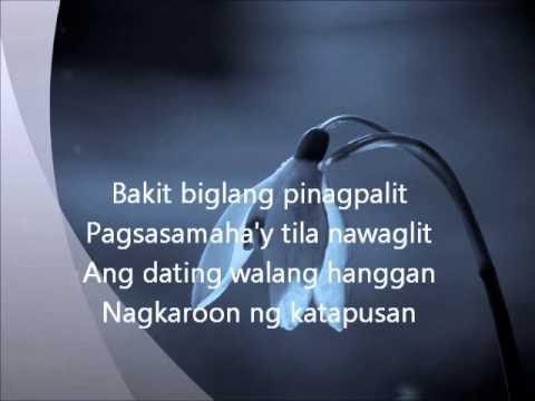 Magbalik - by: Callalily (Lyrics)