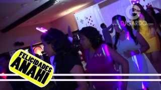 DJ GARDO tocando en XV años ANAHI (Royal) - Campeche Mexico Wedding Sweet Fifteen