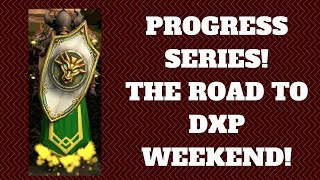 The Road To DXP #1: How I Earn 600m Per Day And So Can You | Runescape