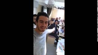 Еврейская молодежь Франции для EuroStars 2015!