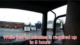 How tachos work, driver regs and the working time directive part 3 of 3