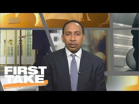 Stephen A. Smith's Heartfelt Message To His Mom   Final Take   First Take   May 12, 2017