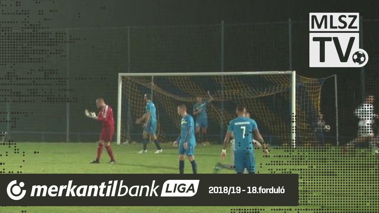Aqvital FC Csákvár – Credobus Mosonmagyaróvár | 2-2  | 18. forduló |