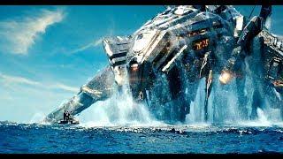 Пришельцы накрывают острова непроницаемым силовым куполом. Военные корабли в ловушке. Морской бой