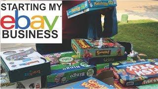 Starting my ebay business like Gary Vee