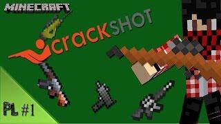 Minecraft [plugin shocase]:สอนเซ็ตตั้งค่า+เพิ่มปืนปลั๊กอิน CrackShot