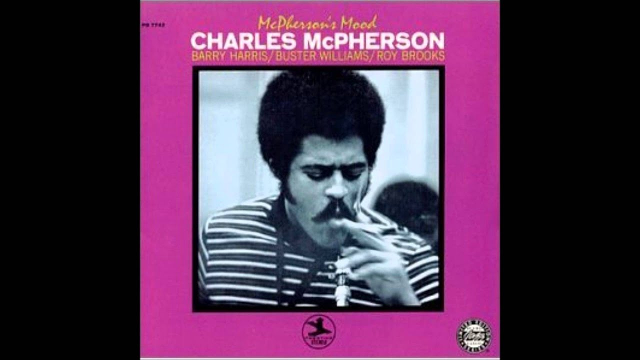 Charles McPherson – My Cherie Amour [Stevie Wonder]