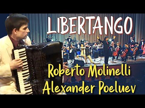 Либертанго - Астор Пьяццолла (аккордеон и симфонический оркестр)
