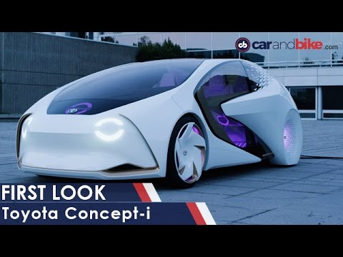 Toyota Concepti One Of The Coolest Cars In The World NDTV - What is the coolest car in the world