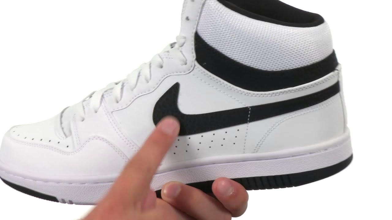 nike vêtements pour enfants - Nike Court Force Hi ND SKU:8427680 - YouTube