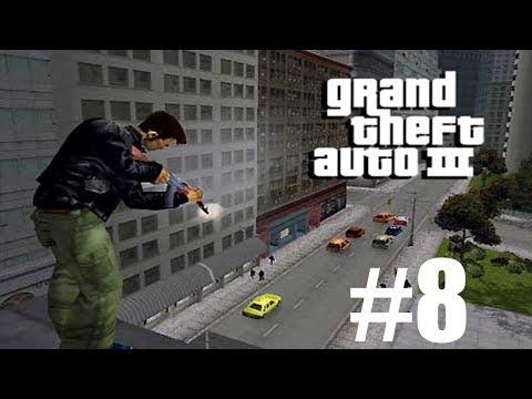 Grand Theft Auto 3 Walkthrough Part #8-Deal Steal