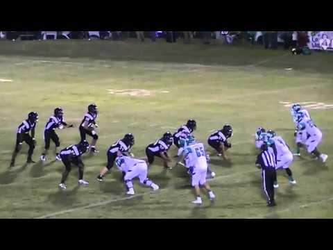 Brantley High School 2015 Football Highlights HD