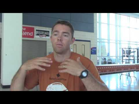 Colt McCoy: Tips For The Recruiting Process