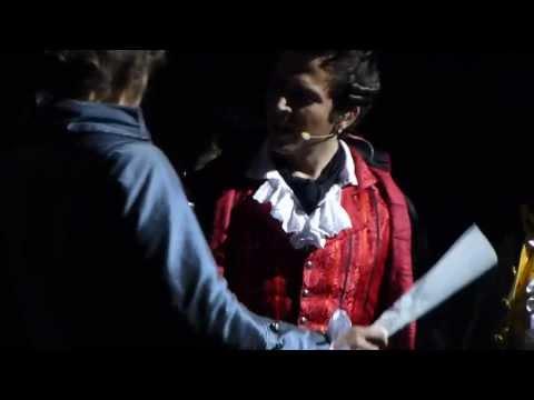 1789, Les Amants De La Bastille - Hey Ha 29/12/12