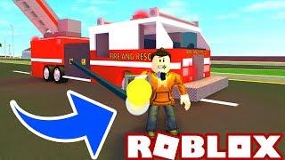 * AWESOME * tornando-se um lutador de fogo em ROBLOX!
