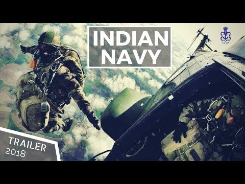 Indian Navy Trailer 2018