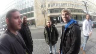FLER - VIBE TOURBLOG #3 (CODEIN IM BACKSTAGE/ZÜRICH CLUBSHOW)