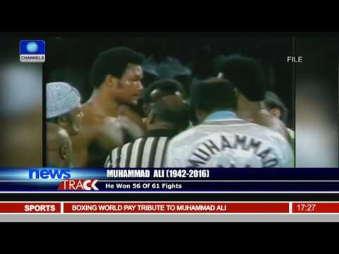 Muhammad Ali (1942 - 2016): Boxing Legend...