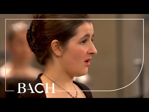 Bach - Es ist vollbracht from St John Passion BWV 245   Netherlands Bach Society