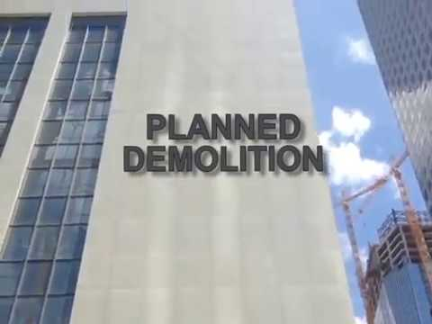Video Mashup  Houston Chronicle Planned Demolition Mp3