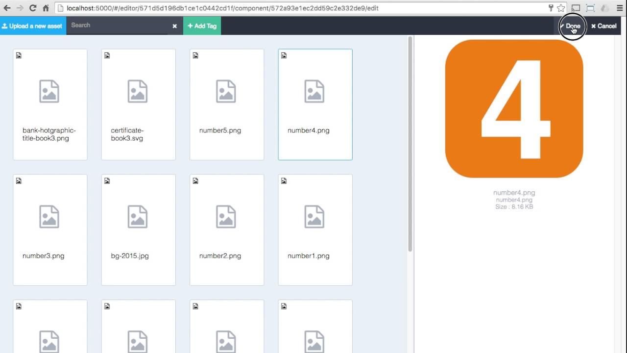 Adapt Authoring Tool - RESPONSIVE Drag and Drop Component