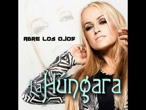 LA HÚNGARA. Single ABRE LOS OJOS (audio oficial)