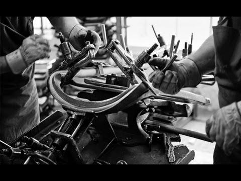 Thonet Bending Process Chair 214 Youtube