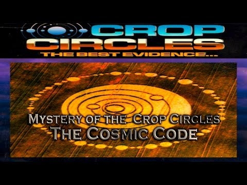 THE SECRET CODE OF UFO / ET CROP CIRCLES