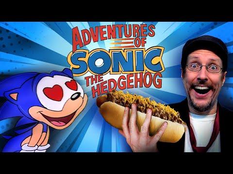 Adventures of Sonic the Hedgehog - Nostalgia Critic