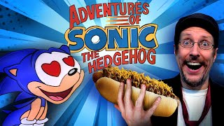 Adventures of Sonic the Hedgehog - Nostalgia Critic