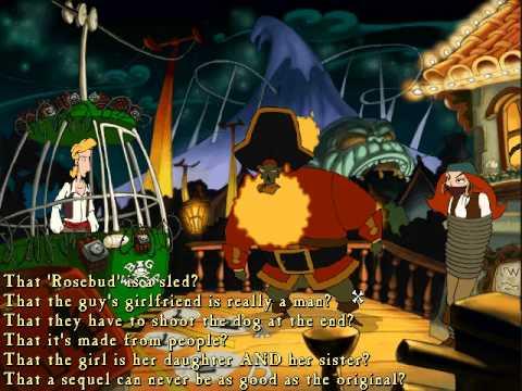 Curse Of Monkey Island Carnival