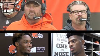 Browns on facing former head coach Gregg Williams, now with Jets