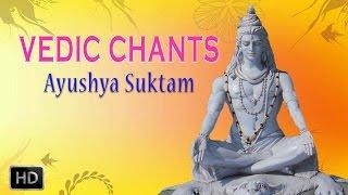 Ayushya Suktam - Powerful Vedic Hymn About Lord Shiva - Pudukottai Mahalinga Sastri