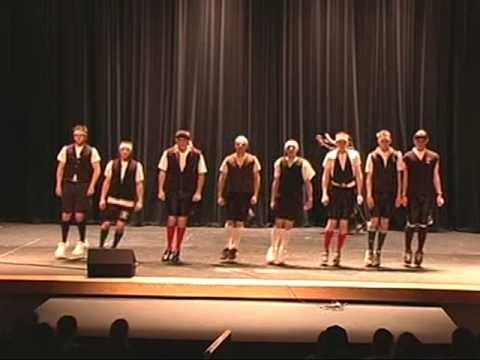 2004 SHS Riverdance