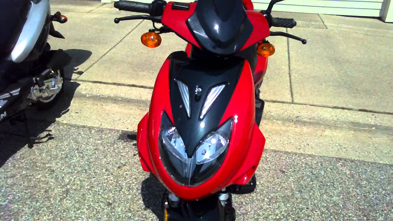 Grand Rapids Scooter Exclusive Michigan Authorized Znen Retailer    The  Supremo Arrives!
