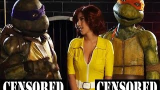 'Ninja Turtle' live-action porn is for true perverts only