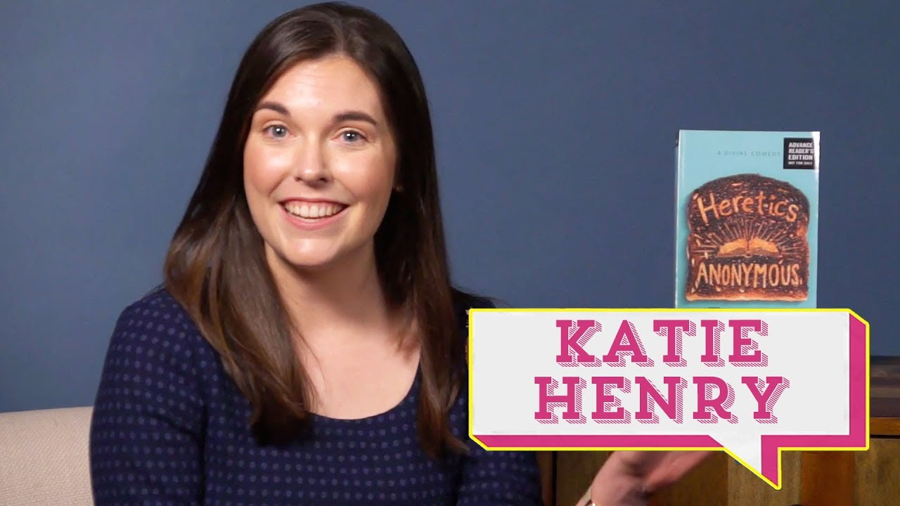 Epic Author Facts  Katie Henry   Heretics Anonymous   YouTube Epic Author Facts  Katie Henry   Heretics Anonymous