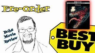 Buy Venom [SteelBook] [Includes Digital Copy] [Blu-ray/DVD