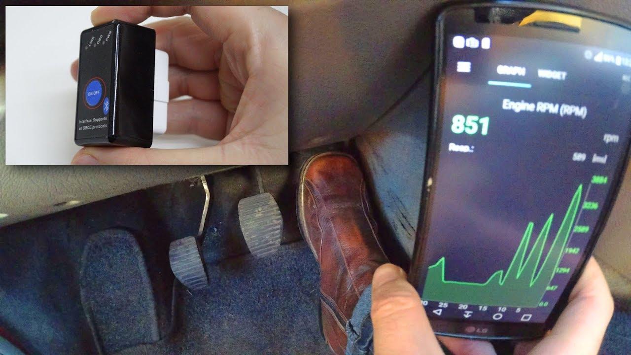 ELM327 v2 7 ODB2 Bluetooth Car Diagnostic Tool (Xsara Picasso)