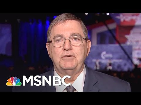 GOP Rep. Burgess Confronted: No Constitutional Right To AR15  The Beat With Ari Melber  MSNBC