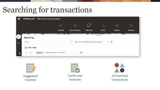 Searching For Transactions in Transaction Matching video thumbnail