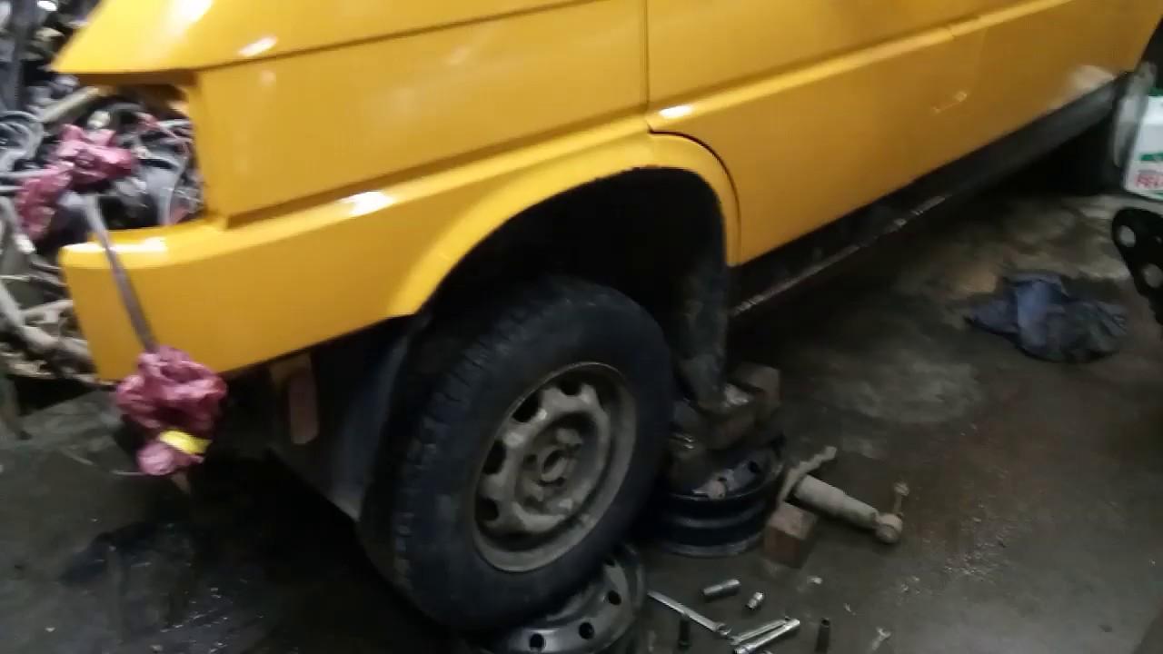 Замена двигатель на транспортер т4 генри форд о конвейере