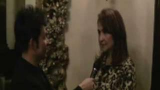 Paul Amron wawancara Shirley Malinton - KabariNews.com -