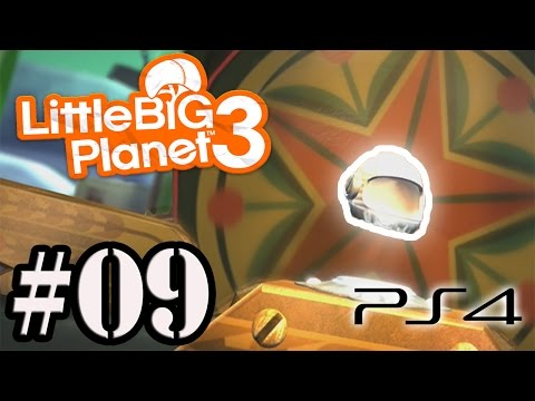 Let's Play: LittleBigPlanet 3 [PS4] - Parte 9