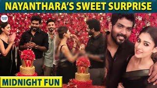 Vignesh Shivan's Birthday Celebration | Nayanthara | Anirudh | LittleTalks