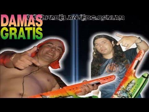 DAMAS GRATIS - TRES TECLADO AL PEDO